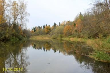 Осень на Протве